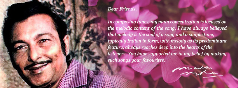 Madan Mohan - The Musical Legend